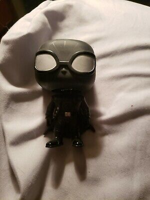 FUNKO POP! SPIDER-MAN INTO THE SPIDERVERSE #409 SPIDERMAN NOIR figure only