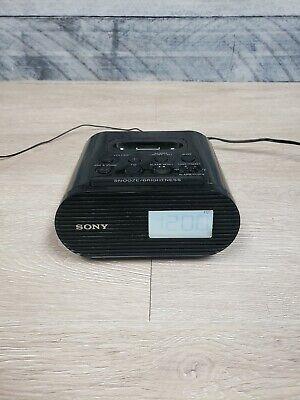 Sony ICF-C05IP 30 Pin iPhone iPod Clock Radio Alarm Speaker Dock MP3 Lot A5