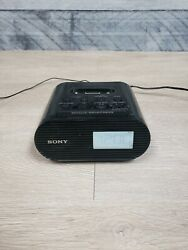 Sony ICF-C05IP 30 Pin iPhone iPod Clock Radio Alarm Speaker Dock MP3 Lot A5