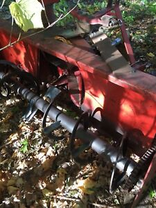 6' Snowblower for rear of tractor