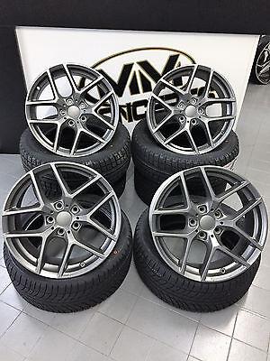16 Zoll Borbet Y Felgen für Toyota Auris Camry Honda Accord Tourer Coupe CR-V  ()
