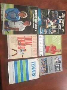 Tennis Books - Classic