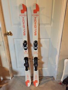Salomon Fish skis