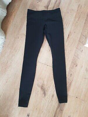 Lululemon Wunder Under Leggings Yoga size US 6 UK 10 Black