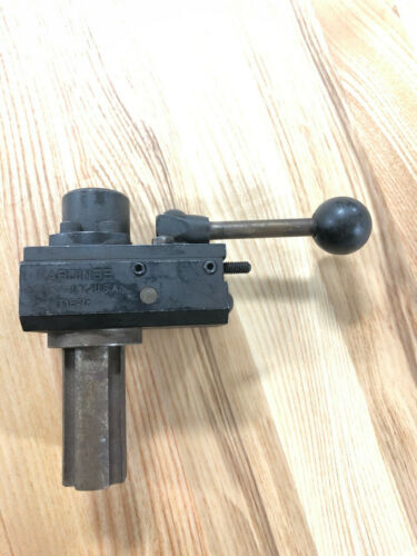 "Hardinge T18-5/8 Lever Recessing Tool w. 1"" Shank"