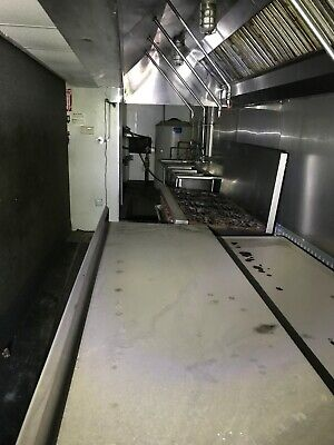 Used 8.5 X 53 Semi-truck Trailer Mobile Kitchen For Sale