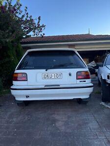 1991 Toyota Corolla SX Twin Cam 4AGE 16V