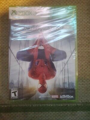 The Amazing Spider-Man 2 Microsoft Xbox 360 *Factory Sealed!