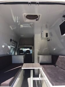 CAMPER VAN AND MOTORHOME CONVERSIONS FIT OUTS