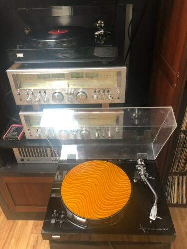 Sansui SR-929  Rare Vintage Turntable 80s. From  U.S.A.
