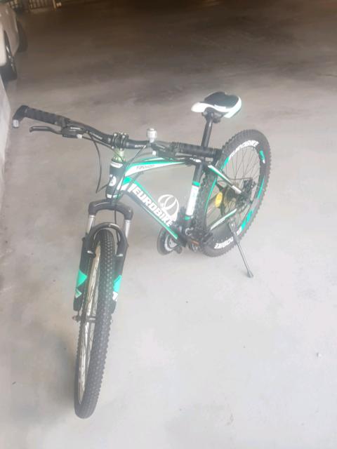 1fb67546f6b EUROBIKE X1 PREMIUM MOUNTAIN BIKE   Men's Bicycles   Gumtree ...