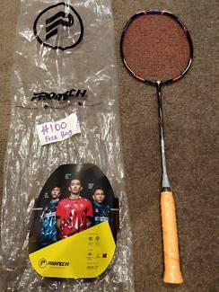 Badminton Racket (Conqueror Series - Professional Range) Racquet