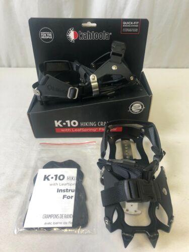 Kahtoola K10 Hiking Crampons (2106090300)