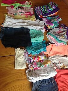 Girls Summer clothing
