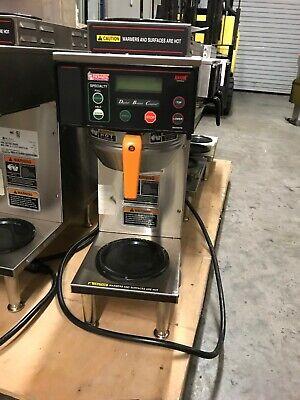 2016 Bunn Axiom-35-2 12 Cup Automatic Coffee Brewer With 1 Upper Warmer