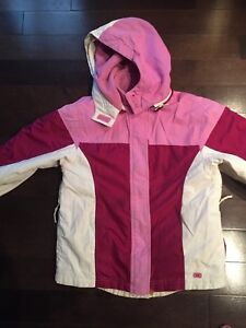 Girl's GAP and Columbia winter jackets both size 8