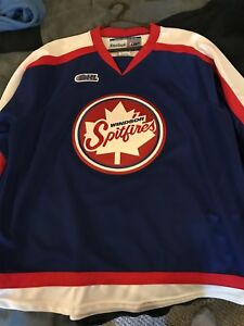 Windsor Spitfires Jersey-Large