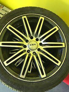 CSA wheels 205/45ZR16 Green Fields Salisbury Area Preview