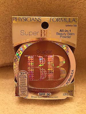 Physicians Formula Super BB All-in-1 Beauty Balm Powder - 7836 Light/Medium