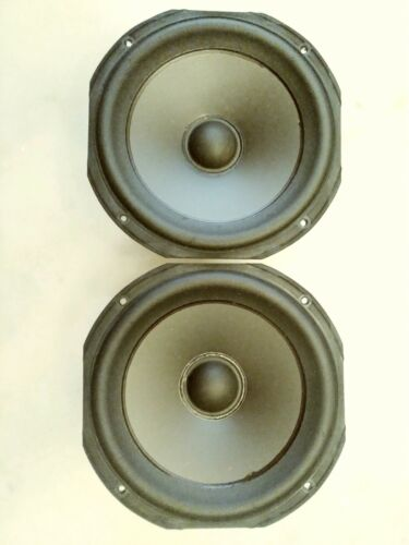 """Pair Polk Audio MW7008 6.5"""" woofers, 4 ohm BD0717  Replacement AB805s"""