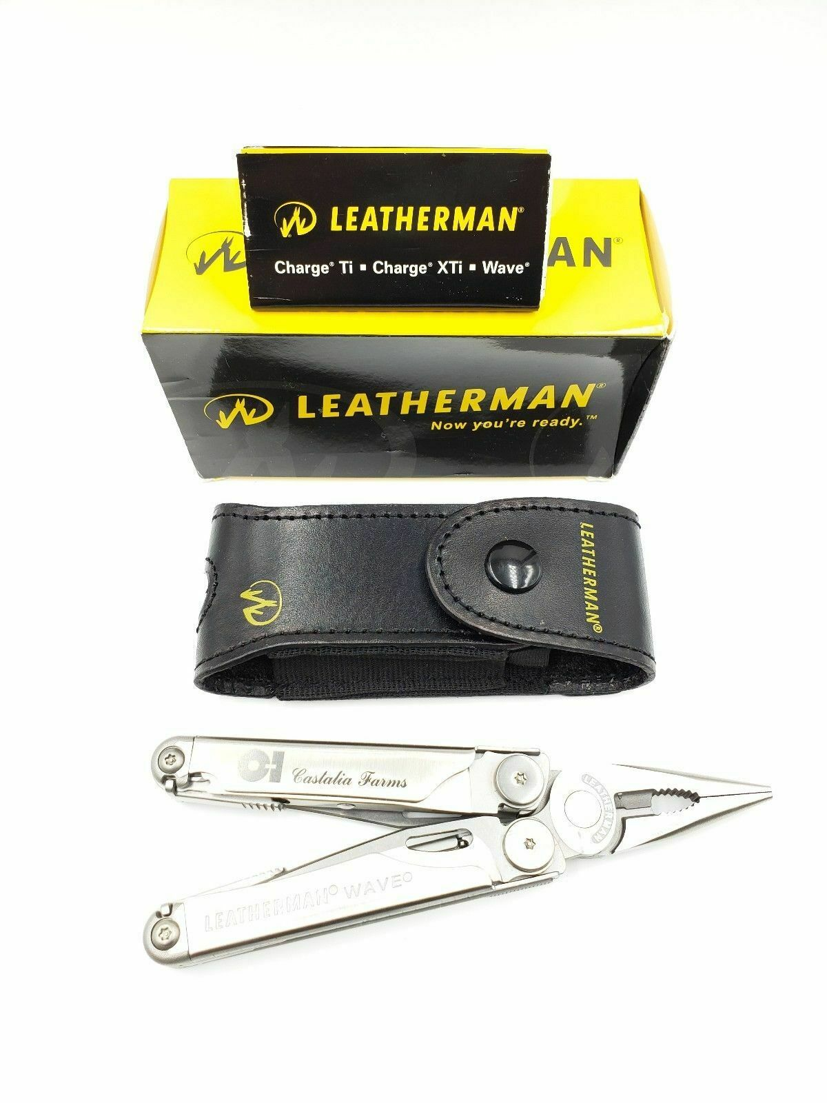305ff22ba82 Leatherman Wave 17-in-1 All-Purpose Multi-Tool With Nylon Sheath