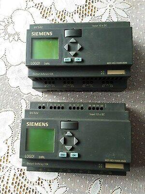 2each Siemens Logo 24 Rl