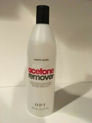 OPI Purified Acetone Remover 16 oz *FREE SHIPPING*