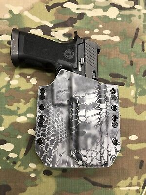 Kryptek Raid Kydex Holster Sig P250 Full Size  for sale  Shipping to Canada
