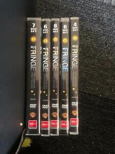 Fringe TV Show All Seasons on DVD