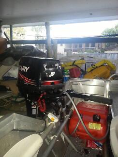 Outboard Mercury 2013 30HP Tewantin Noosa Area Preview