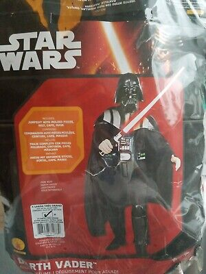 Stormtrooper Costume Sale (DARTH VADER  STAR WARS Halloween Costume Rubies Sz XL 50 % off.   final)