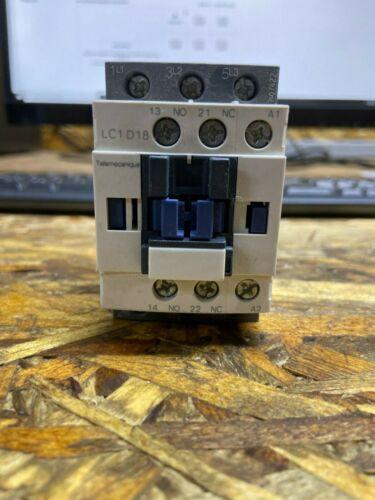 TELEMECANIQUE SQUARE D Electric Contactor LC1D18