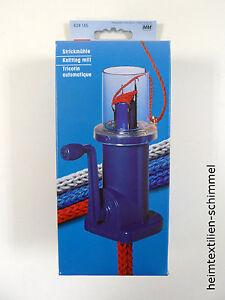 PRYM Strickmühle Strickliesel Stricken Handarbeit Strickursel Liesel Woll 624145