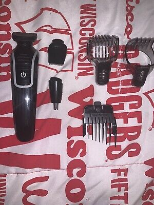 Philips Norelco QG3330/60, Multigroom 3100 CORDLESS PRE LOVED
