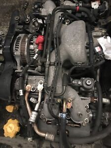 Subaru Legacy, outback, Forester,IMPREZA engine available