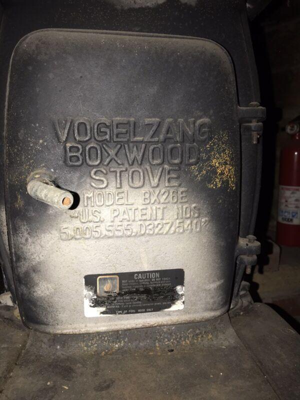 Vogelzang boxwood stove