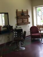 Salon Chairs To Rent