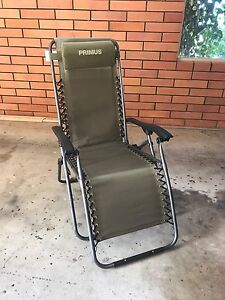 Prunus Camping Lounge Chair Alexandra Headland Maroochydore Area Preview