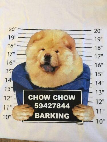 Chow Chow Mug Shot Tote