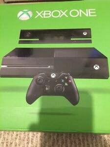 Xbox one with Kinect 500GB