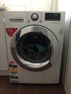 LG 8kg Front Load Washing Machine, new (6 months old) Northbridge Willoughby Area Preview