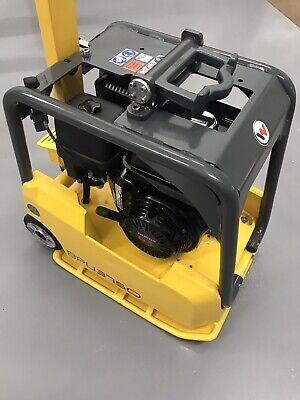 Wacker Bpu 3750 Reversible Plate Compactor Vibratory Gas Tamper Honda 2019