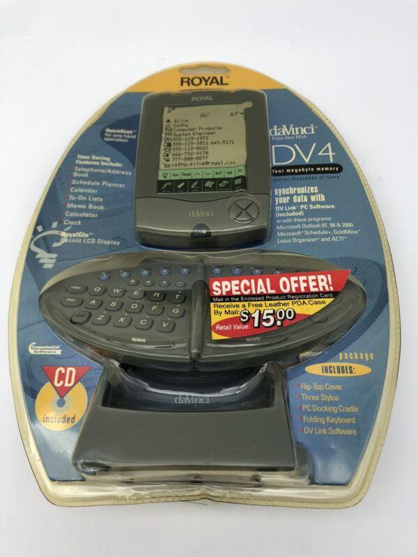 Royal daVinci DV4 4 MB memory New and Sealed