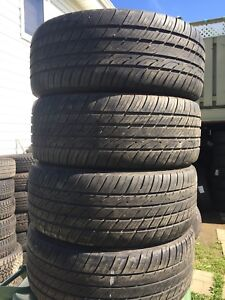p225/50/17 inch Toyo All Season Tires / GOOD TREAD / GOOD DEAL