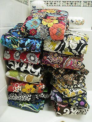 VERA BRADLEY Small Duffel Travel / Gym Bag  NEW  U Choose The Color Vera Bradley Duffel Bag
