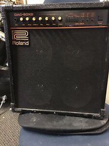 Roland guitar amp DAC-50XD
