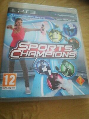 Sports Champions (Sony PlayStation 3, 2010) - European Version for sale  Shipping to Nigeria