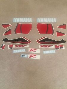 YSR 50 YSR 80 Fairing Sticker Set