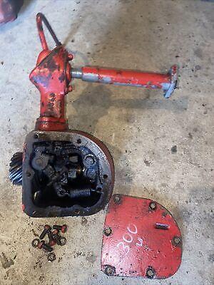 Farmall 300 Utility Original Ih Ihc Engine Motor Governor Assembly Case