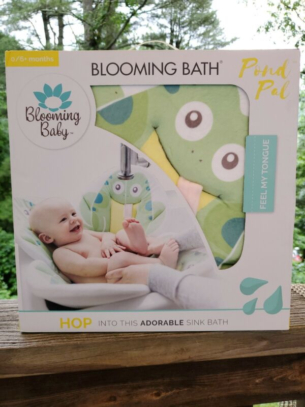 Bloomong Baby Pond Pals Baby Bath (Frog)